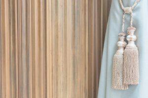 decoração de luxo - cortinas e acessórios