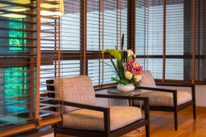 decoração de luxo - persianas