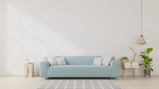 tendências de cortina para 2020 - minimalismo
